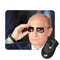 VLADIMIR PUTIN GLASSES MOUSE PAD