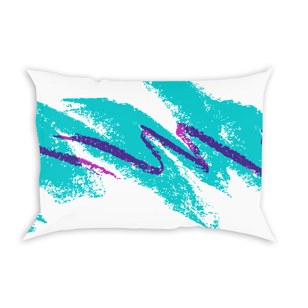 90'S CUP DESIGN PILLOW CASE