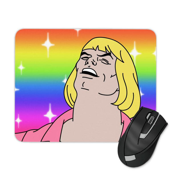 HE MAN MOUSE PAD