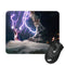 LIGHTNING CAT MOUSE PAD