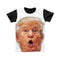 DONALD TRUMP O FACE FULL PRINT TSHIRT