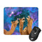 LAUGHING CAMELS MOUSE PAD