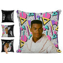 90S CARLTON SEQUIN PILLOW
