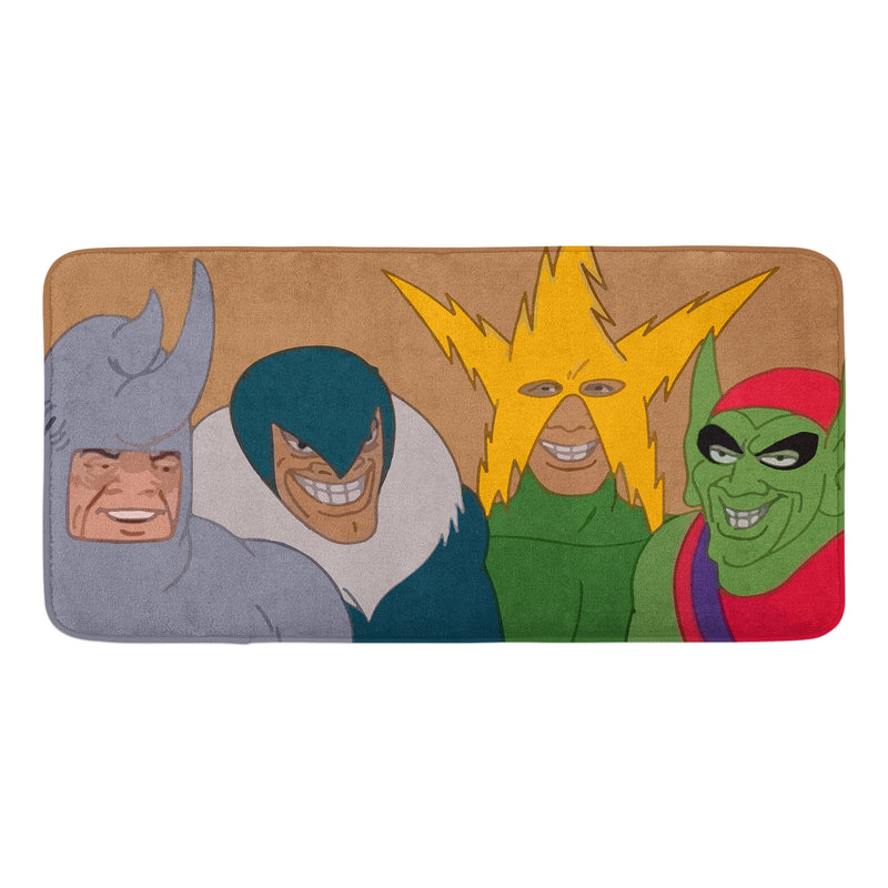 ME AND THE BOYS MEME BATH MAT