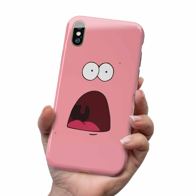 PATRICK UNDER THE SEA PHONE CASE