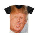 DONALD TRUMP CHINA FULL PRINT TSHIRT