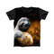 PLANET SLOTH FULL PRINT TSHIRT