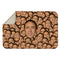 NICOLAS CAGE FACES SHERPA BLANKET