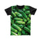 PICKLES FULL PRINT TSHIRT
