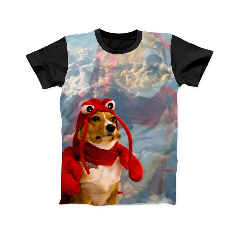 LOBSTER DOG FULL PRINT TSHIRT