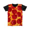 PEPPERONI PIZZA FULL PRINT TSHIRT