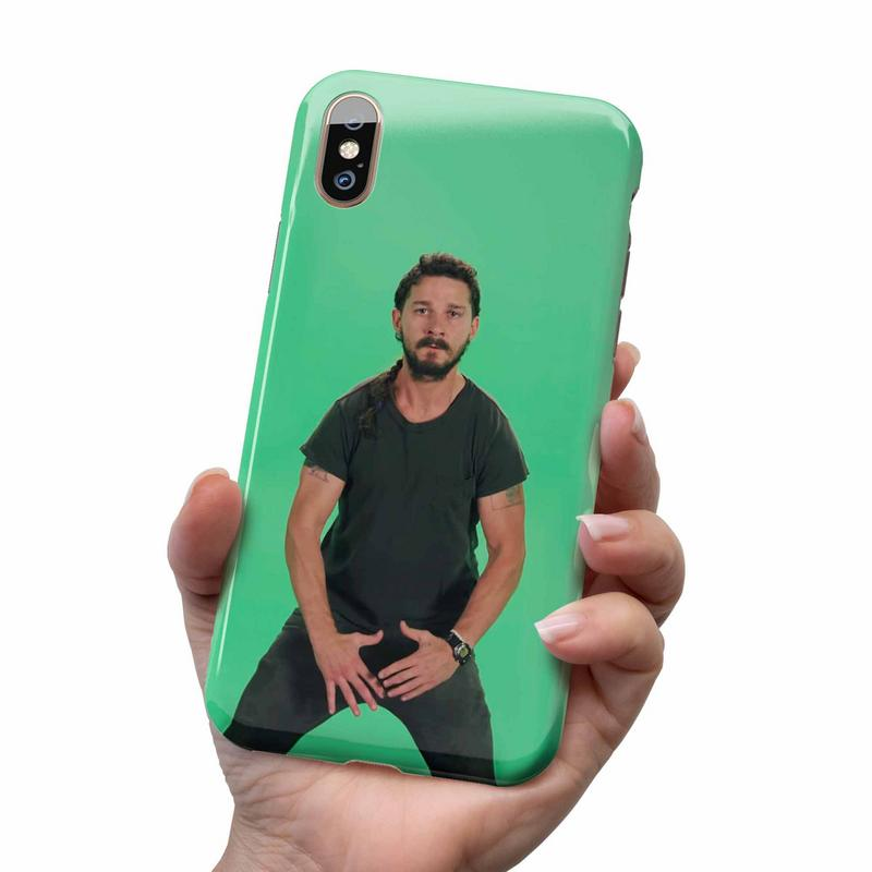 JUST DO IT SHIA LABEOUF PHONE CASE