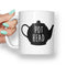 POT HEAD TEAPOT MEME MUG
