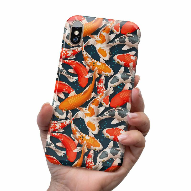 KOI IPHONE AND SAMSUNG CASE