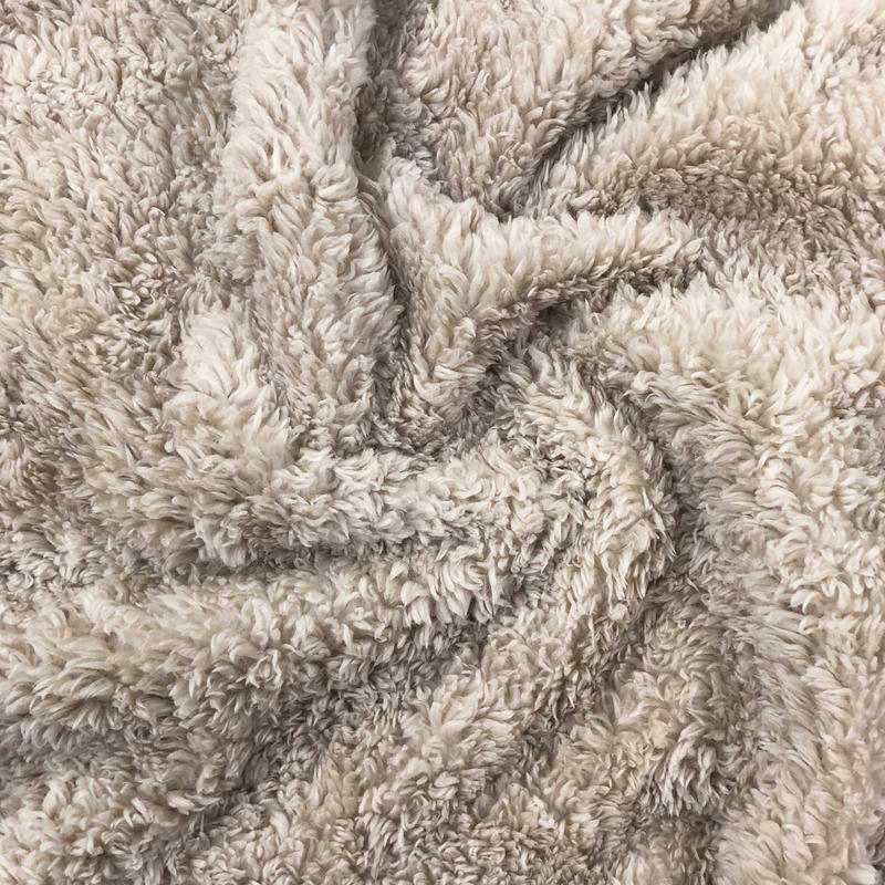 LAUGHING CAMELS SHERPA BLANKET