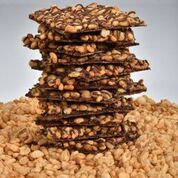 Crunch Cookie Brittle
