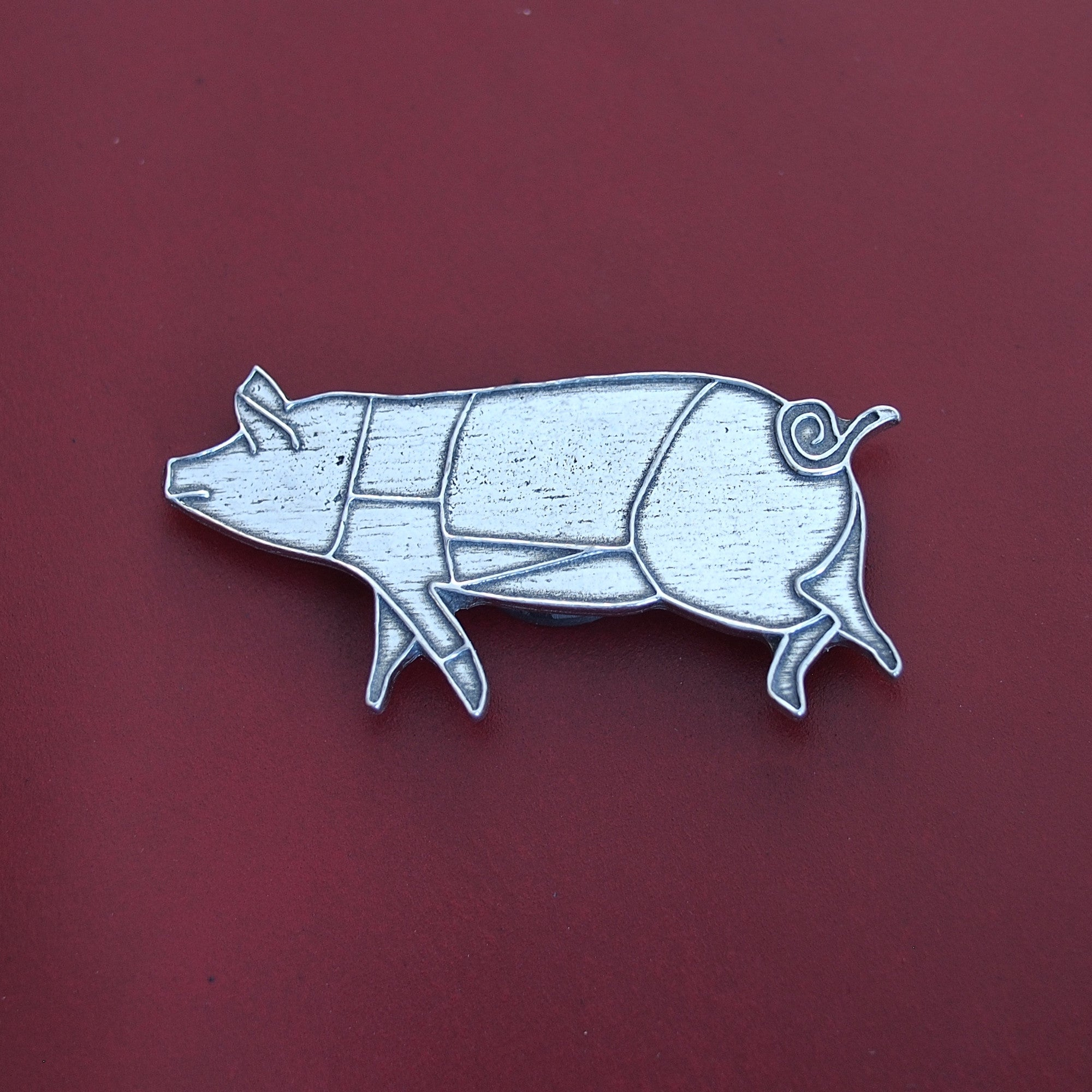 Butcher Chart Magnets- set of two