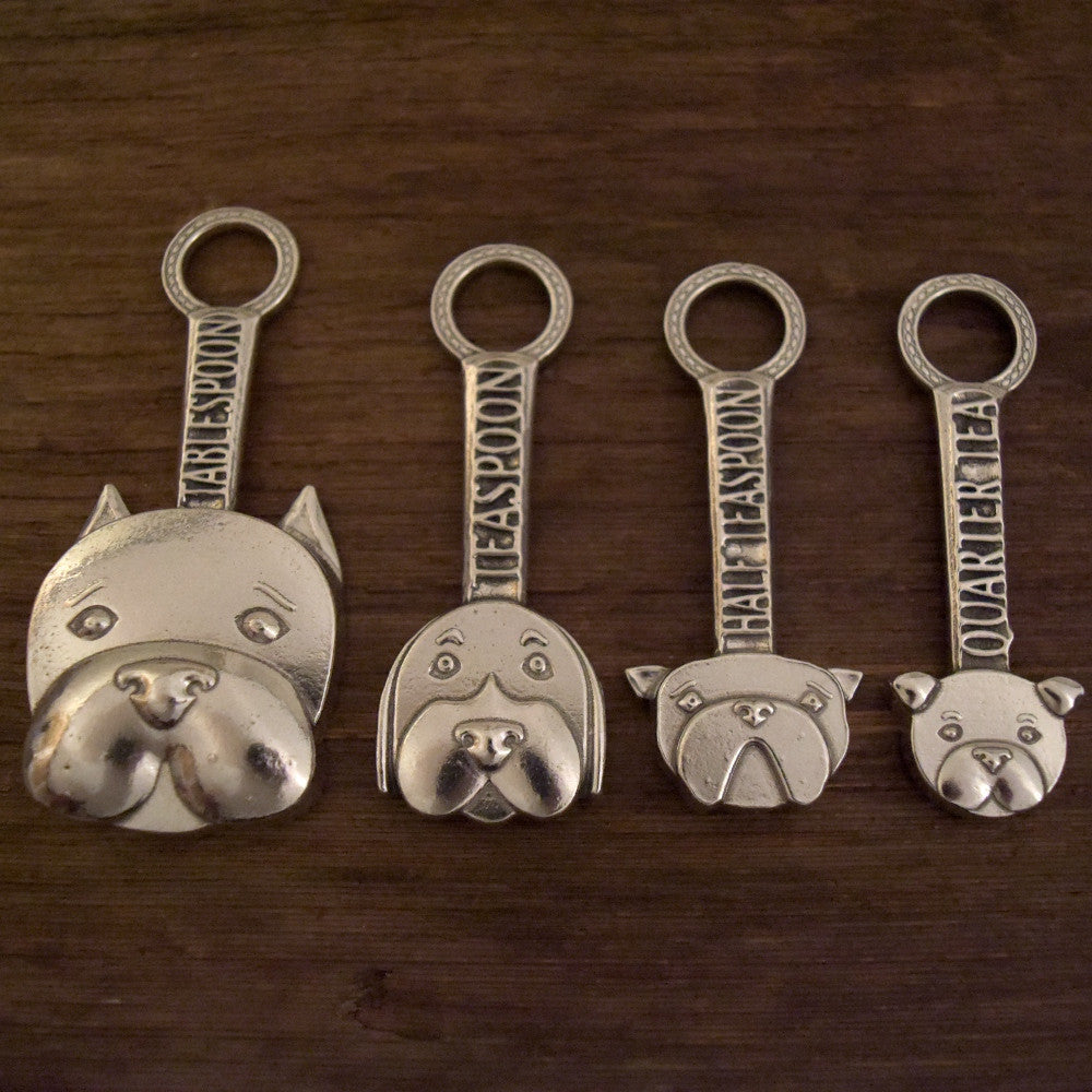 Good Dog Measuring Spoons