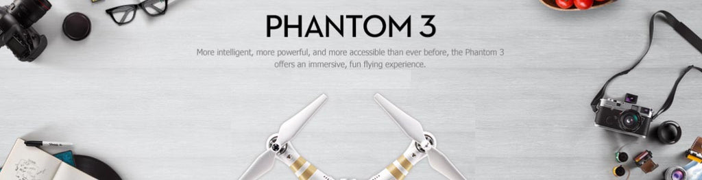 DJI Phantom 3 Flight Modes