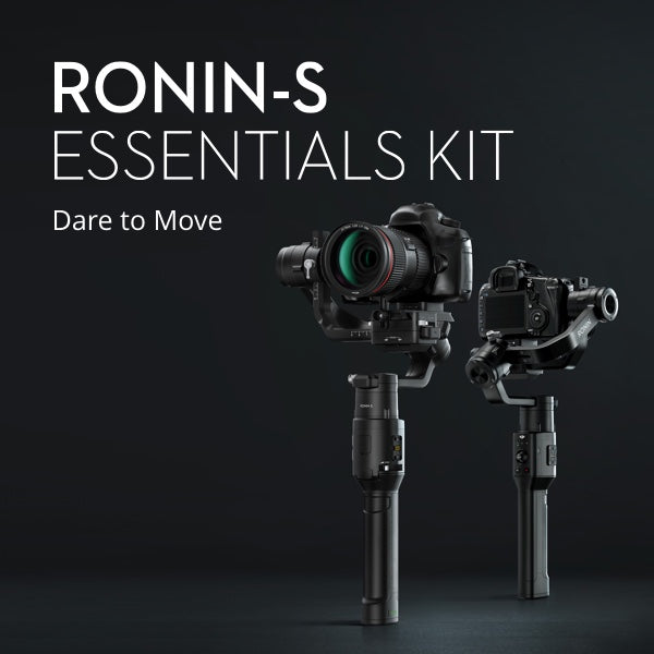 DJI Releases the Ronin-S Essentials Kit