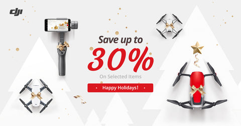Drone Shop Canada 2018 Holiday Sale