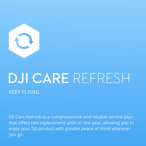 DJI Care Refresh for Mavic Air 2
