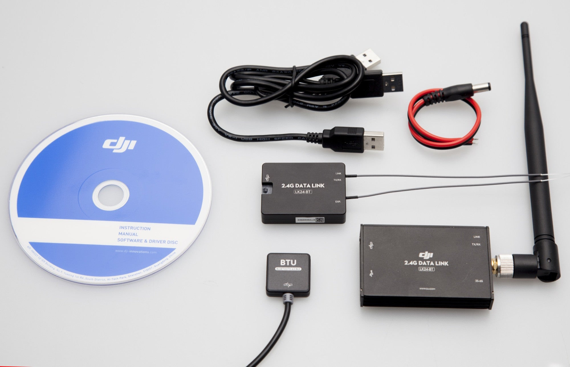 IOSDmini+2.4GBT Datalink(IPAD)+CAN-HUB - Drone Shop Canada - Professional UAV Sales Repair