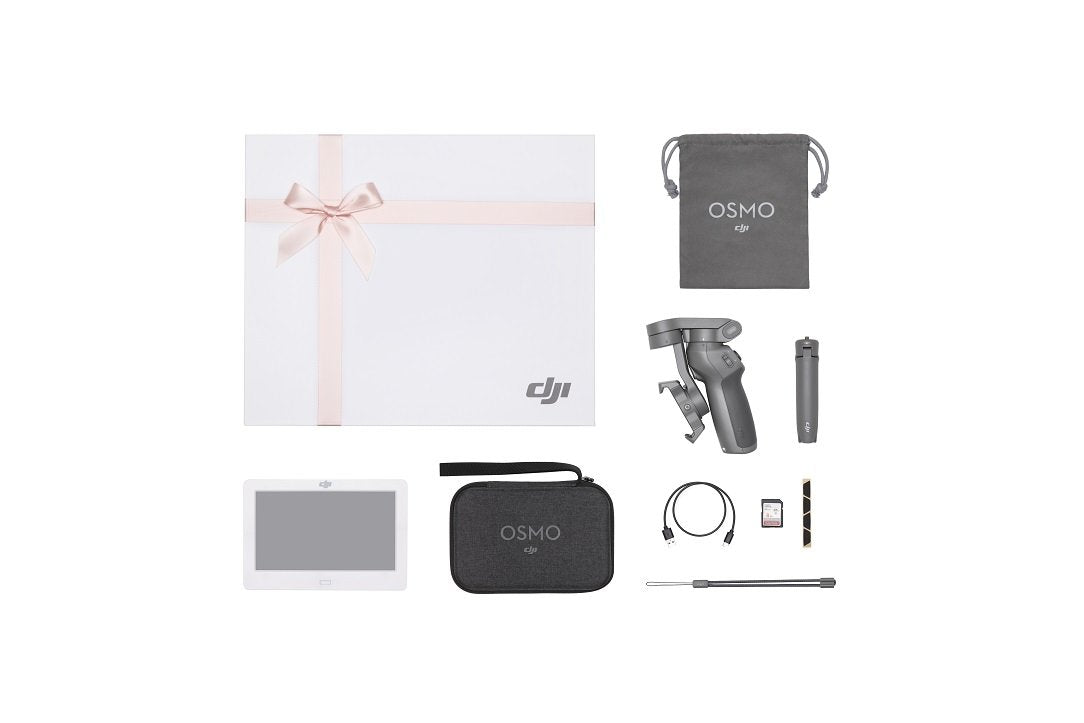 Osmo Mobile 3 Combo  Limited Edition Gift Box - *Special Promo* - Drone Shop Canada - Professional UAV Sales Repair