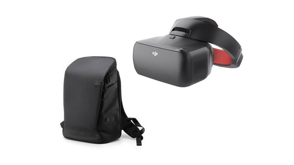 DJI Goggles Racing Edition + DJI Goggles Carry More Backpack - Drone Shop Canada - Professional UAV Sales Repair