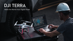 DJI Terra Advanced or Pro Overseas Software - 1 Year - Drone Shop Canada - Professional UAV Sales Repair