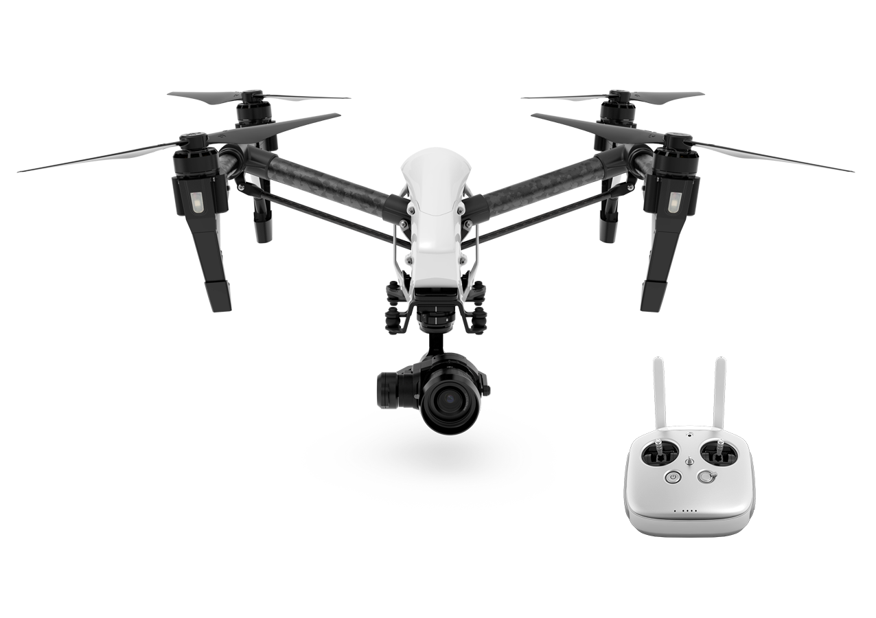Inspire 1 RAW - X5R Raw MFT with 2x Extra SSD Combo - Drone Shop Canada - Professional UAV Sales Repair