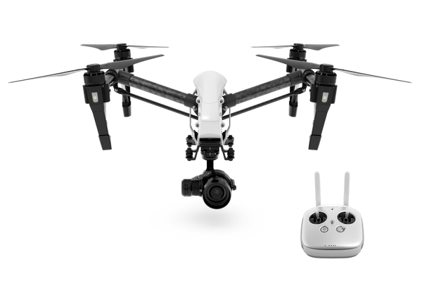Inspire 1 RAW - X5R Raw Micro Four Thirds MFT SSD Capable - Drone Shop Canada - Buy Custom UAV Packages