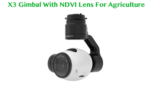 DJI Inspire / Matrice 100 X3 NDVI Camera For Agriculture - Drone Shop Canada - Professional UAV Sales Repair