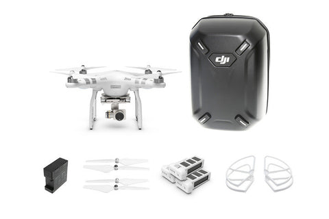 DJI Phantom 3 Advanced Everything Combo - Drone Shop Canada - Buy Custom UAV Packages