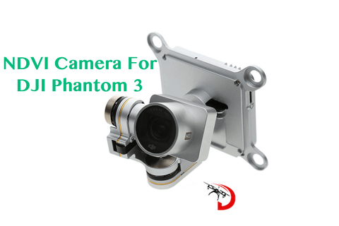 DJI Phantom 3 NDVI Camera For Agriculture - Drone Shop Canada - Professional UAV Sales Repair