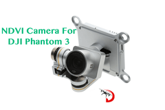 DJI Phantom 3 NDVI Camera For Agriculture - Drone Shop Canada - Buy Custom UAV Packages
