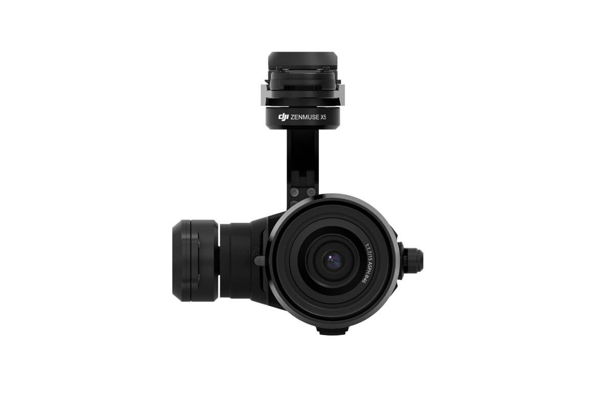 DJI Zenmuse X5 (With Lens) - Drone Shop Canada - Professional UAV Sales Repair