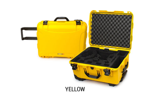 NANUK 950 Professional Case for DJI Phantom 3 / 4 / 4 Pro / 4 Pro + w/ Wheels and Handle - Drone Shop Canada - Professional UAV Sales Repair