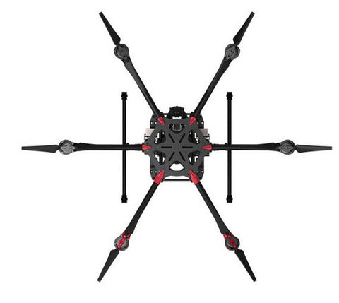 DJI S900 Spreading Wings - Drone Shop Canada - Buy Custom UAV Packages