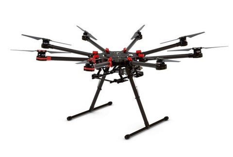 DJI S1000 Plus Spreading Wings - Drone Shop Canada - Professional UAV Sales Repair
