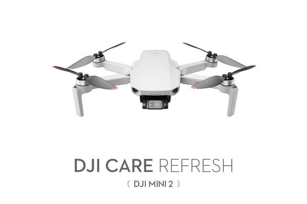 DJI Care Refresh for Mini 2 (2-Year Plan)
