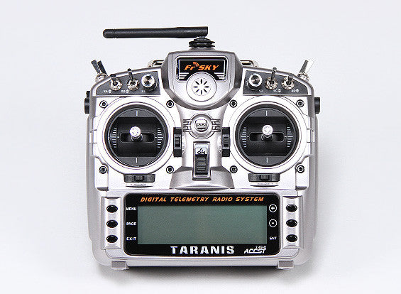 2.4GHZ FRSKY Taranis X9D Plus+ with X8R 16ch Receiver - Drone Shop Canada - Buy Custom UAV Packages