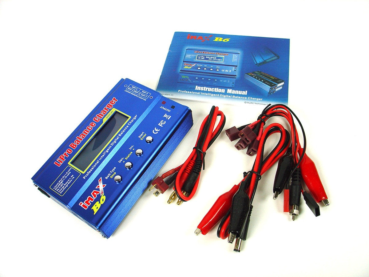 50W LiPo Charger - Drone Shop Canada - Professional UAV Sales Repair