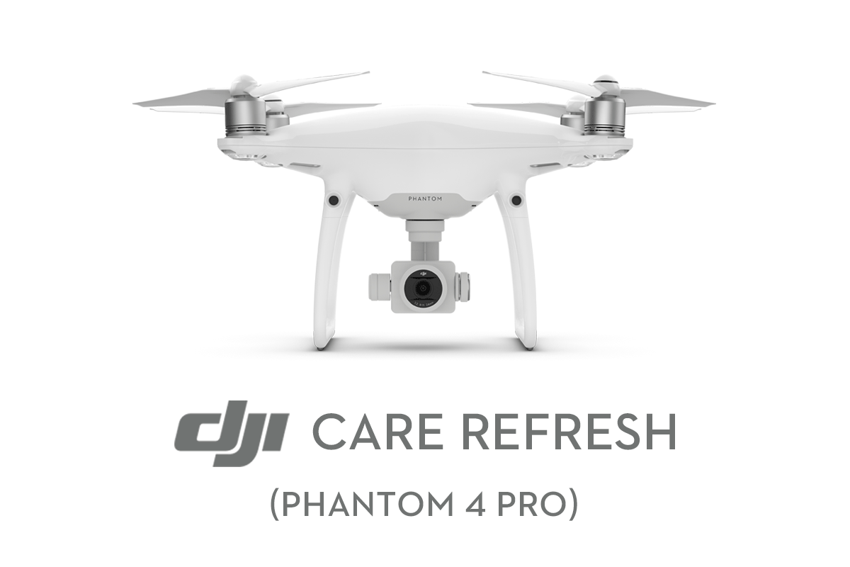 DJI Care Refresh for Phantom 4 Pro / Pro + - Drone Shop Canada - Professional UAV Sales Repair