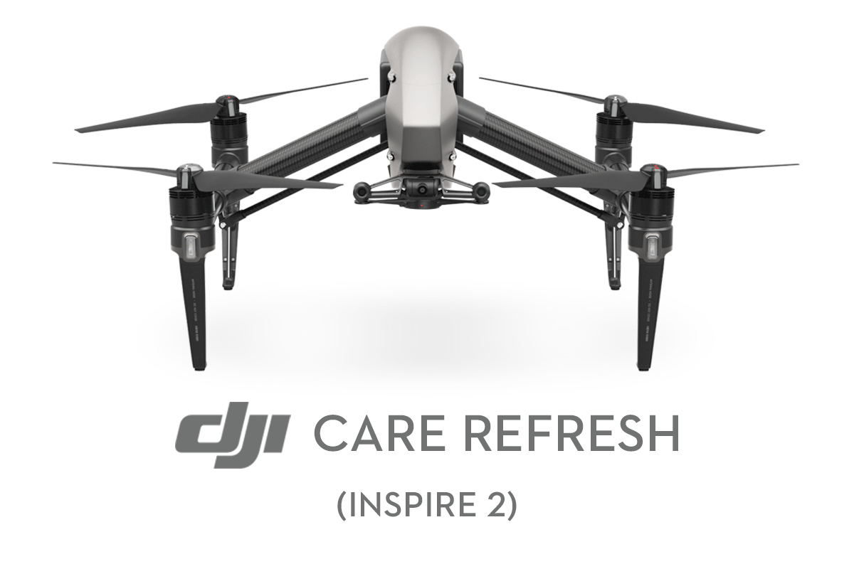 DJI Care Refresh for Inspire 2 - Drone Shop Canada - Professional UAV Sales Repair