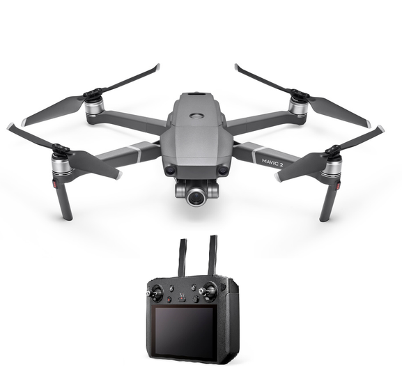 Mavic 2 Zoom with DJI Smart Controller - Drone Shop Canada - Professional UAV Sales Repair