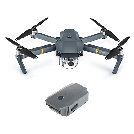 DJI Mavic Pro - *With Free Extra Battery* - Drone Shop Canada - Professional UAV Sales Repair