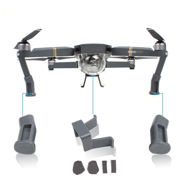 Mavic Pro Heightened Landing Gear - Drone Shop Canada - Professional UAV Sales Repair