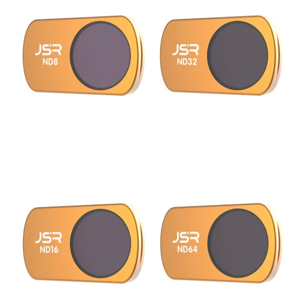 Mavic Mini Lens Filters Set (ND 8/ND 16/ND 32/ND64) - Drone Shop Canada - Professional UAV Sales Repair