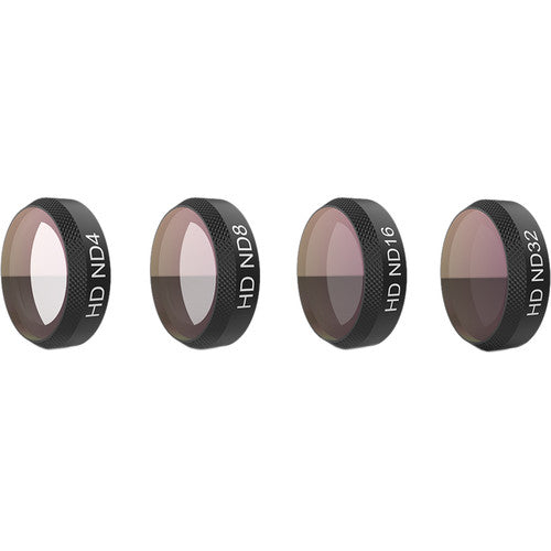 PGYTECH ND Filters Set for Mavic Air (ND 4 / 8 / 16/ 32) - Drone Shop Canada - Professional UAV Sales Repair